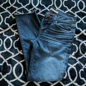 J Brand Skinny Leg Jeans Size 26